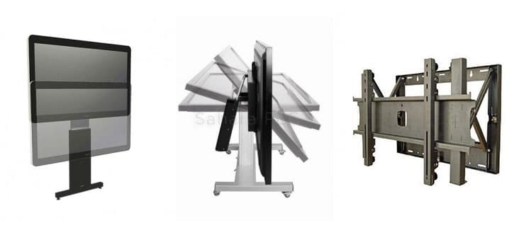 Wall Mounts and Tilting Units