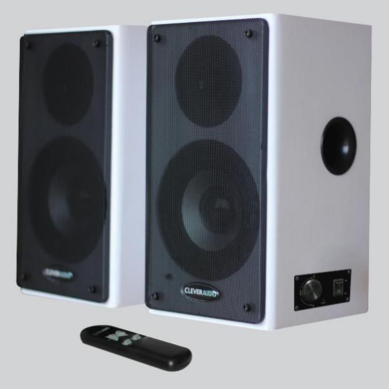 Cleveraudio Active Wall Speakers